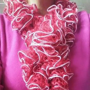Accessories - Red scarves